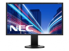 NEC MultiSync E223W - LED-Monitor - 55.9 cm 22