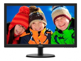 Philips V-line 223V5LHSB - LED-Monitor - 54.6 cm