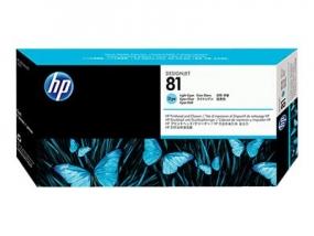 HP - Hell Cyan - Druckkopf mit Reiniger