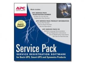 APC Garantieerweiterung Service Pack - 1 Jahr