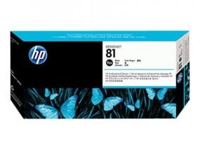 HP - Schwarz - Druckkopf mit Reiniger