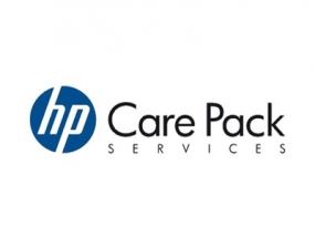 HP Care Pack NBD Monitore - Vor-Ort - 3 Jahre