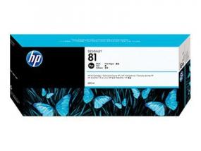 HP 81 - Schwarz - Original - Tintenpatrone