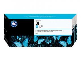 HP 81 - Cyan - Original - Tintenpatrone