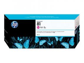HP 81 - Magenta - Original - Tintenpatrone