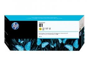 HP 81 - Gelb - Original - Tintenpatrone