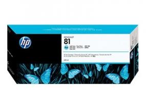 HP 81 - Hell Cyan - Original - Tintenpatrone