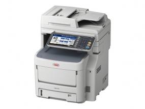 OKI MC770dnfax - Multifunktionsdrucker - Farbe