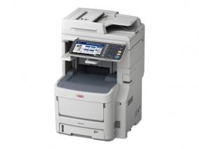 OKI MC780dfnfax - Multifunktionsdrucker - Farbe