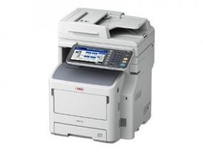 OKI MB 770dnfax - Multifunktionsdrucker - s/w