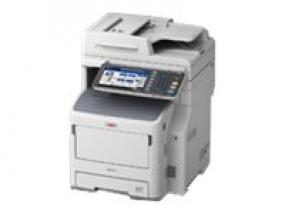 OKI MB 770dfnfax - Multifunktionsdrucker - s/w