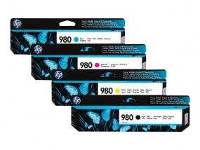 HP 980 - Magenta - Original - Tintenpatrone