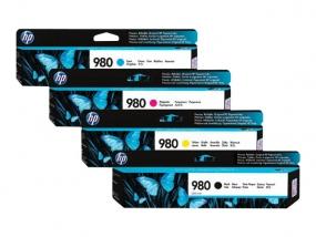 HP 980 - Schwarz - Original - Tintenpatrone