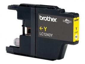 Brother LC1240Y Gelb Tintenpatrone ca. 600 Seiten