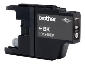 Brother LC1240BK Schwarz Tinte ca. 600 Seiten