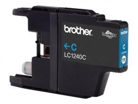 Brother LC1240C Cyan Tintenpatrone ca. 600 Seiten