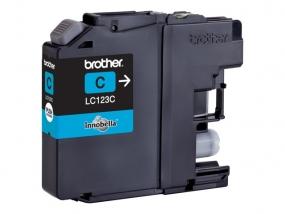 Brother LC123C - Hohe Ergiebigkeit - Cyan
