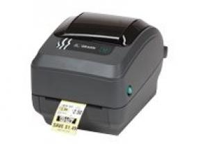 Zebra GK420t - Seriell, USB, Parallel