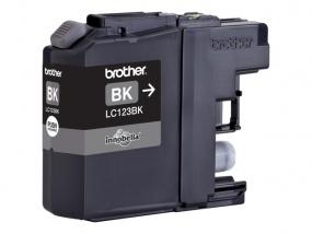 Brother LC123BK - Hohe Ergiebigkeit - Schwarz