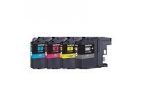 Brother LC123 Value Pack - 4er-Pack alle Farben