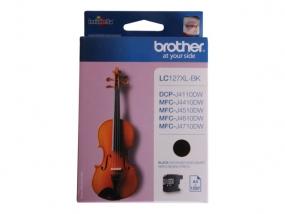 Brother LC127XLBK - Schwarz - für ca. 1.200 Seiten