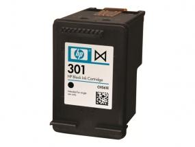 HP 301 - Schwarz - Original - Tintenpatrone