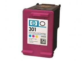 HP 301 - Farbe (Cyan, Magenta, Gelb) - Original