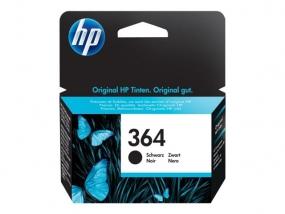 HP 364 - Schwarz - Original - Tintenpatrone