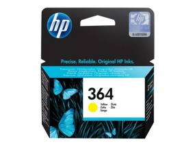 HP 364 - Gelb - Original - Tintenpatrone
