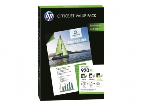 HP 920XL Officejet Value Pack