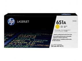 HP 651A - Gelb - Original - LaserJet - Gelb