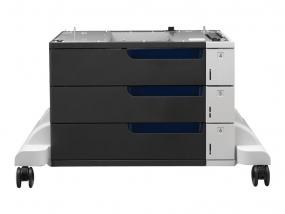 HP - Druckerbasis mit Medienzuführung