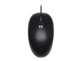 HP - Maus - optisch - verkabelt - USB