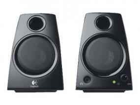 Logitech Z-130 - 2.0-Lautsprechersystem - 5 Watt
