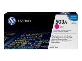 HP 503A - Magenta - Original Toner - für LaserJet