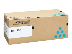 Kyocera TK 150C - Cyan - Original - Tonerpatrone