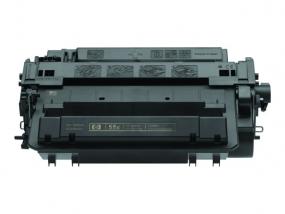 HP 55X - Hohe Ergiebigkeit - Schwarz - Original