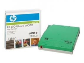 HP - LTO Ultrium WORM 4 - 800 GB / 1.6 TB