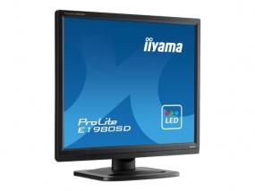 Iiyama ProLite E1980SD-B1 - LED-Monitor - 48.3 cm