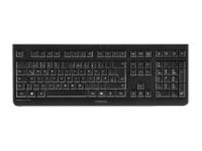 CHERRY KC 1000 - Tastatur - Deutsch - Schwarz