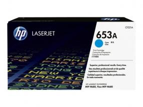 HP 653A - Cyan Original Toner ca. 16.500 Seiten