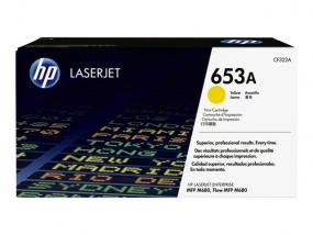 HP 653A - Gelb Original Toner ca. 16.500 Seiten