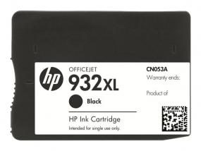 HP 932XL - Hohe Ergiebigkeit - Schwarz - Original