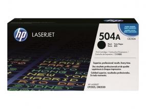 HP 504A - Schwarz - Original - LaserJet