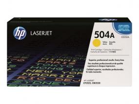 HP 504A - Gelb - Original - LaserJet