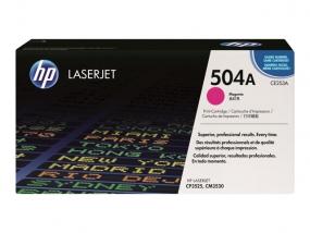 HP 504A - Magenta - Original - LaserJet