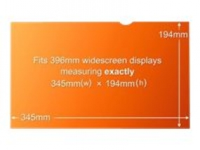 3M GOLD Privacy Filters GPF15.6W - 15,6