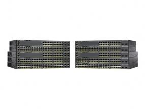 Cisco Catalyst 2960X-48FPD-L - Switch - verwaltet