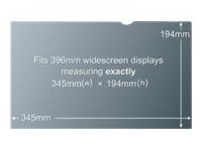 3M Privacy Filter PF15.6W 15,6