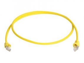 Telegärtner Patch-Kabel - SFTP - 20m - gelb